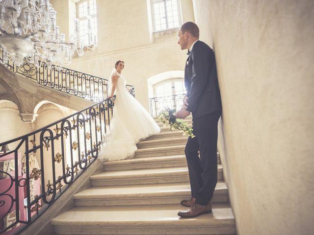 Le mariage de Julian et Cindy à Metz, Moselle 2