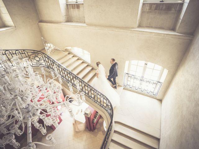 Le mariage de Julian et Cindy à Metz, Moselle 4