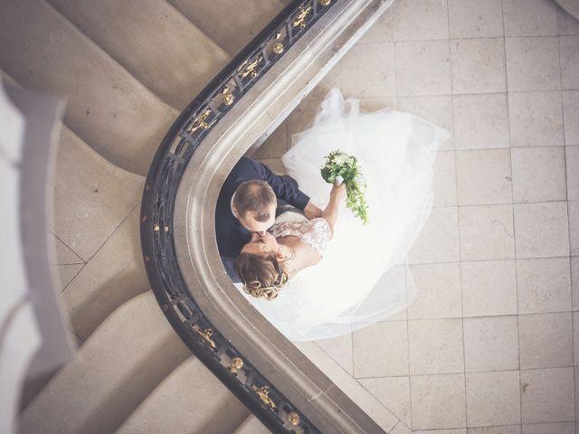 Le mariage de Julian et Cindy à Metz, Moselle 21