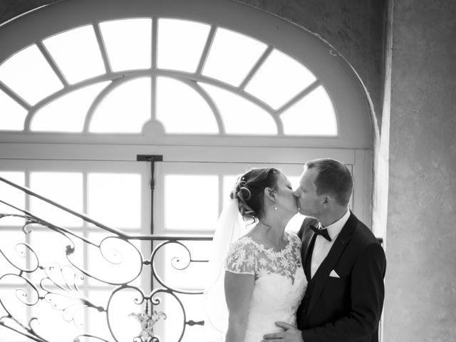 Le mariage de Julian et Cindy à Metz, Moselle 24