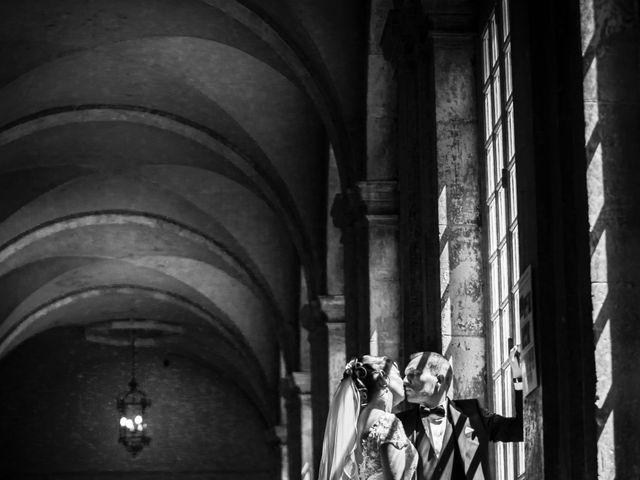 Le mariage de Julian et Cindy à Metz, Moselle 25