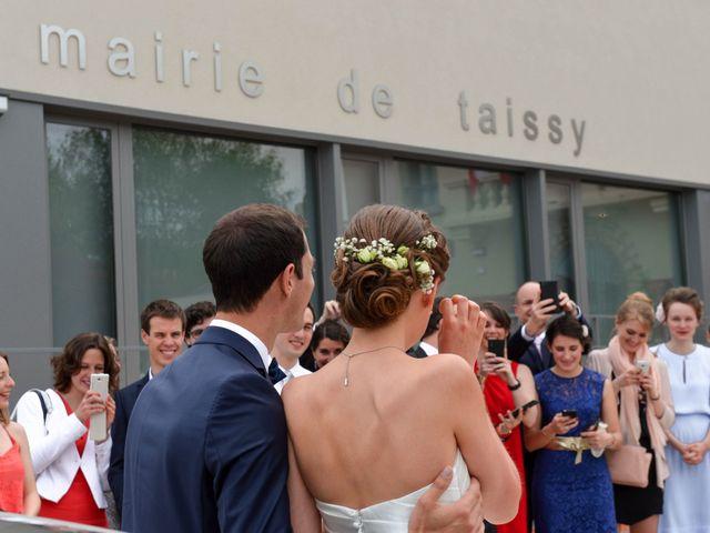 Le mariage de Baptiste et Elodie à Reims, Marne 6