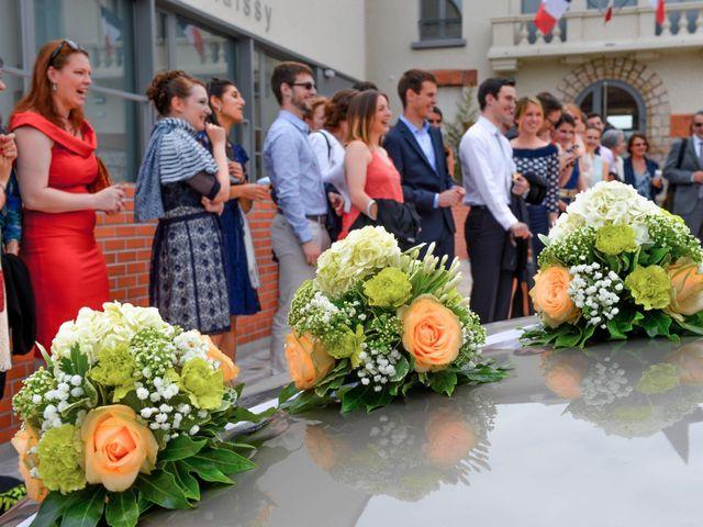 Le mariage de Baptiste et Elodie à Reims, Marne 7