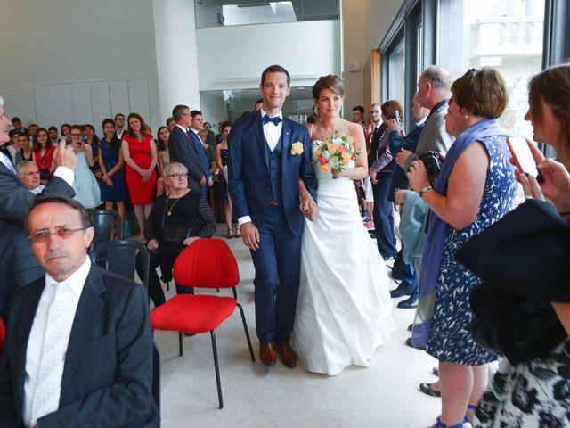 Le mariage de Baptiste et Elodie à Reims, Marne 9