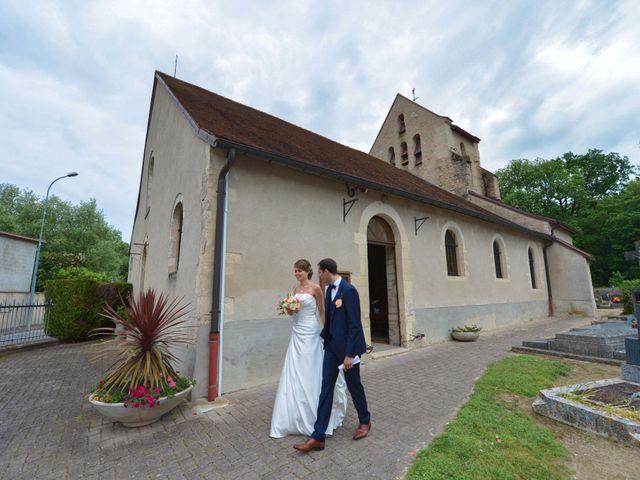 Le mariage de Baptiste et Elodie à Reims, Marne 11
