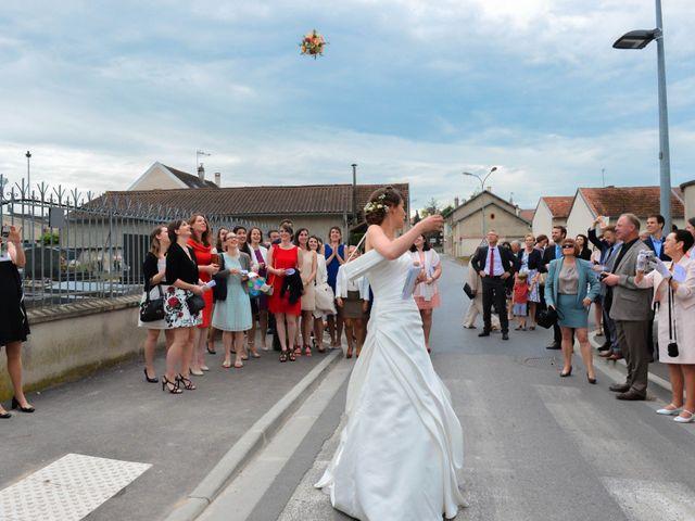Le mariage de Baptiste et Elodie à Reims, Marne 17