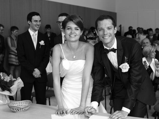 Le mariage de Baptiste et Elodie à Reims, Marne 23
