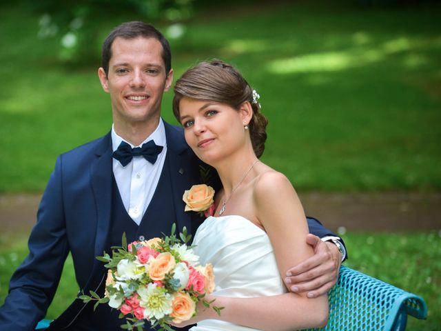 Le mariage de Baptiste et Elodie à Reims, Marne 25