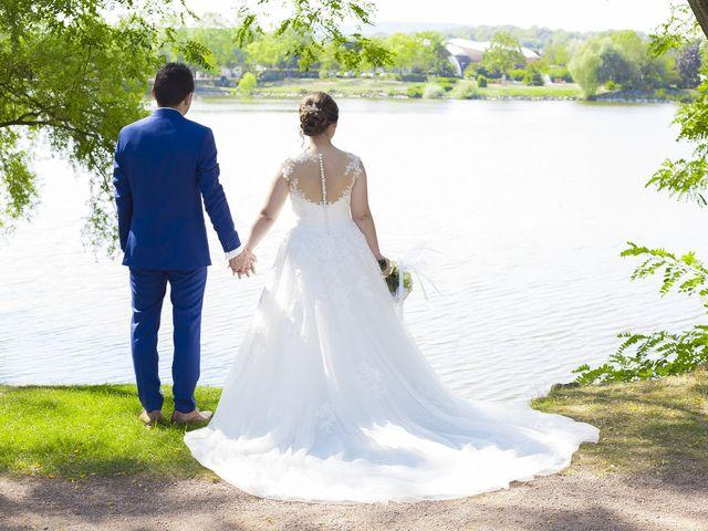 Le mariage de David et Marina à Serémange-Erzange, Moselle 6