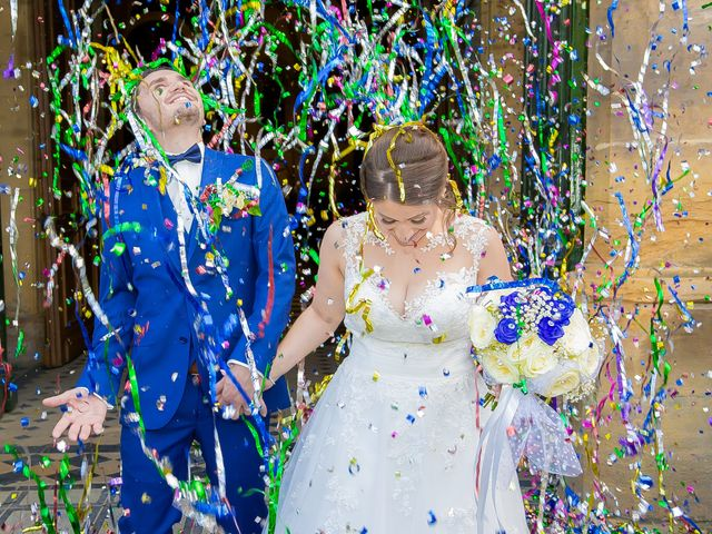 Le mariage de David et Marina à Serémange-Erzange, Moselle 12