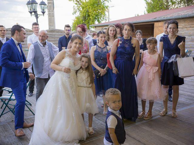 Le mariage de David et Marina à Serémange-Erzange, Moselle 15