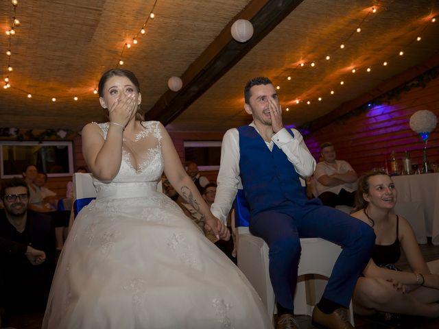 Le mariage de David et Marina à Serémange-Erzange, Moselle 23