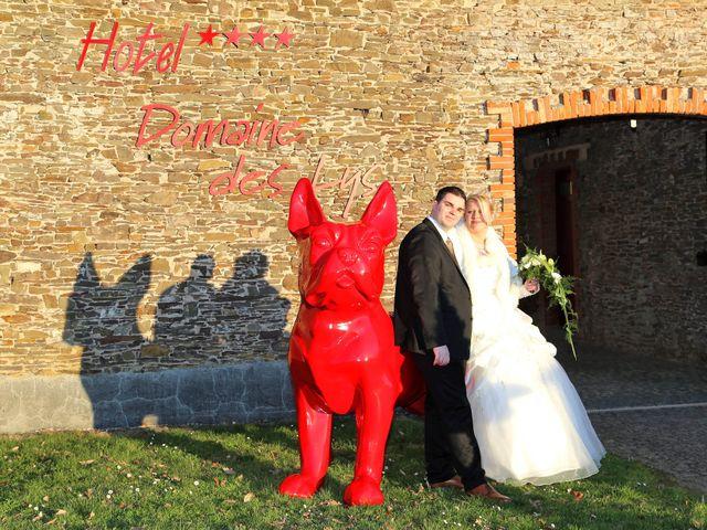 Le mariage de Tristan et Fanny à Ancenis, Loire Atlantique 2