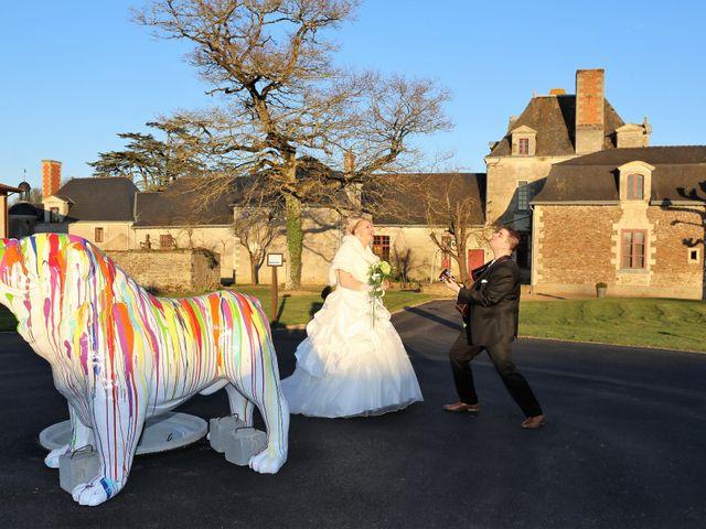Le mariage de Tristan et Fanny à Ancenis, Loire Atlantique 4