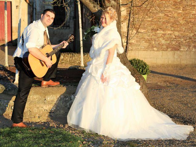 Le mariage de Tristan et Fanny à Ancenis, Loire Atlantique 5