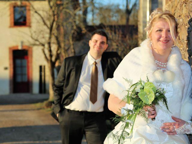Le mariage de Tristan et Fanny à Ancenis, Loire Atlantique 7