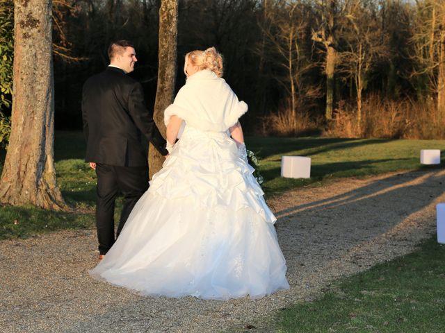 Le mariage de Tristan et Fanny à Ancenis, Loire Atlantique 10