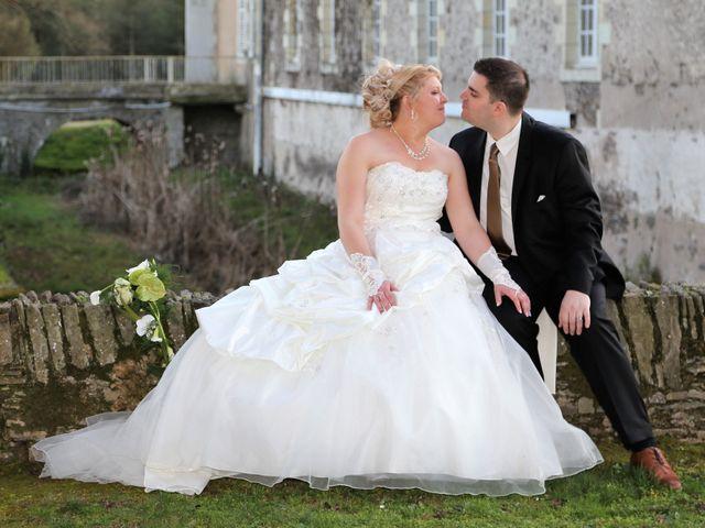 Le mariage de Tristan et Fanny à Ancenis, Loire Atlantique 15