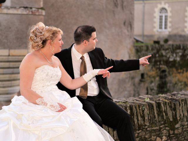 Le mariage de Tristan et Fanny à Ancenis, Loire Atlantique 16