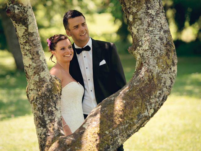 Le mariage de Christelle et Cyrille