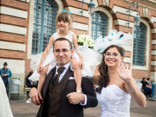 Le mariage de Adrien et Coralie à Toulouse, Haute-Garonne 9