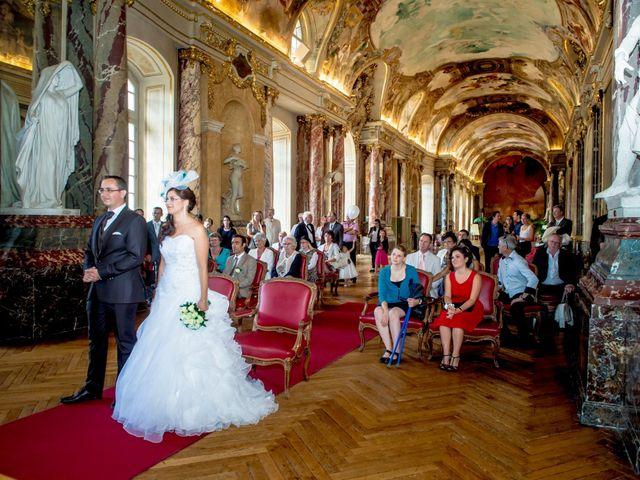 Le mariage de Adrien et Coralie à Toulouse, Haute-Garonne 10