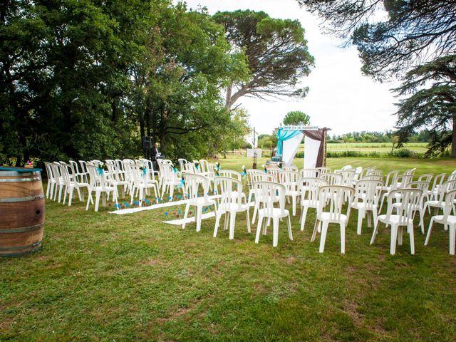 Le mariage de Adrien et Coralie à Toulouse, Haute-Garonne 17