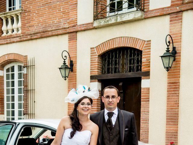 Le mariage de Adrien et Coralie à Toulouse, Haute-Garonne 21