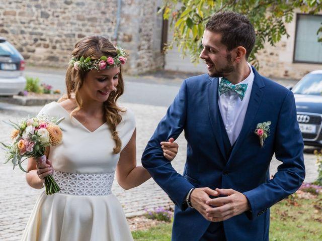 Le mariage de Fabien et Candice à Plénée-Jugon, Côtes d'Armor 3