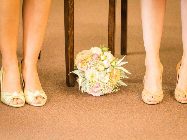 Le mariage de Fabien et Candice à Plénée-Jugon, Côtes d'Armor 1