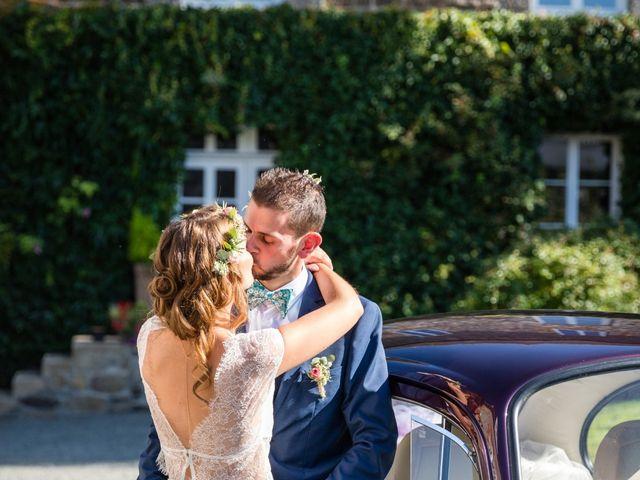 Le mariage de Fabien et Candice à Plénée-Jugon, Côtes d'Armor 7