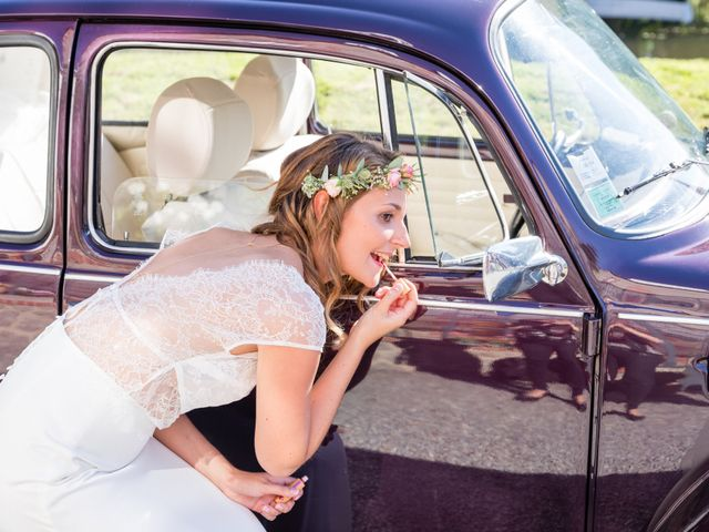 Le mariage de Fabien et Candice à Plénée-Jugon, Côtes d'Armor 8