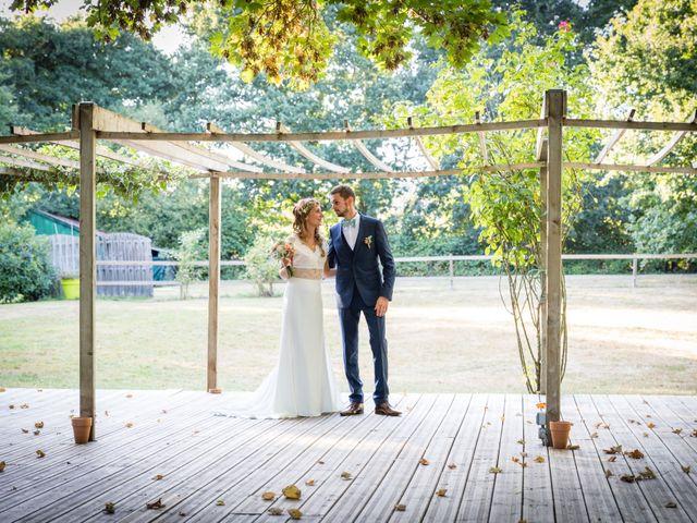 Le mariage de Candice et Fabien