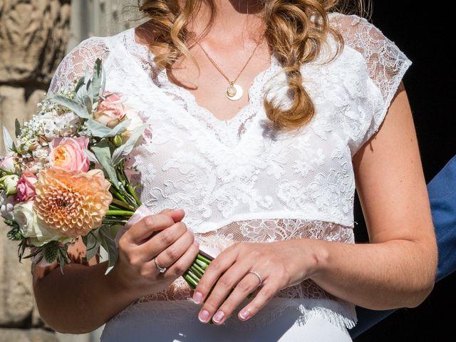 Le mariage de Fabien et Candice à Plénée-Jugon, Côtes d'Armor 13