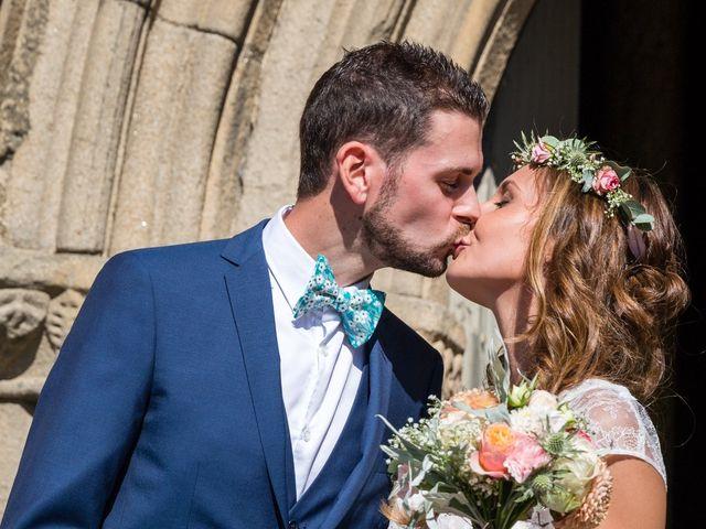 Le mariage de Fabien et Candice à Plénée-Jugon, Côtes d'Armor 14