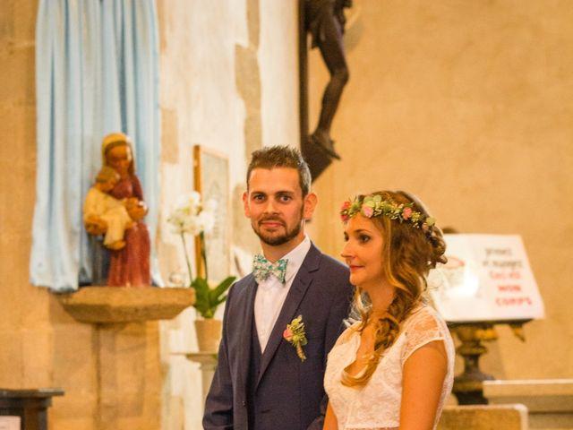 Le mariage de Fabien et Candice à Plénée-Jugon, Côtes d'Armor 17