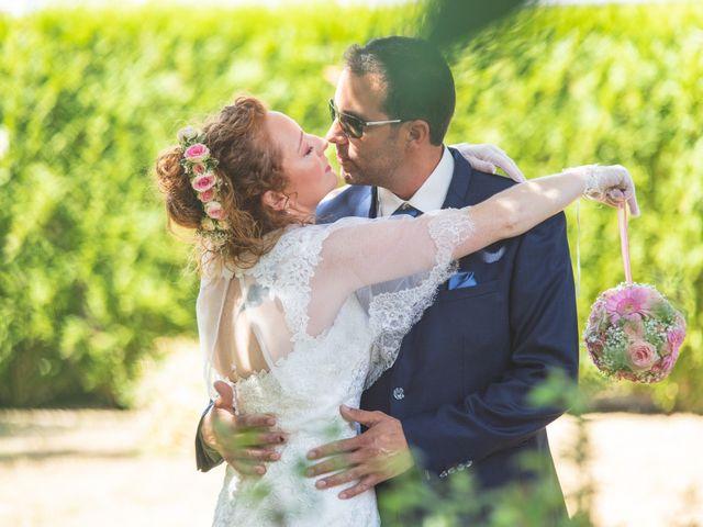 Le mariage de Mélissa et Sébastien