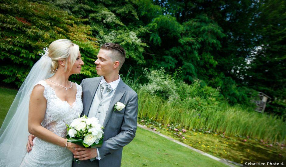 Le mariage de Aurélien et Laury à Évian-les-Bains, Haute-Savoie