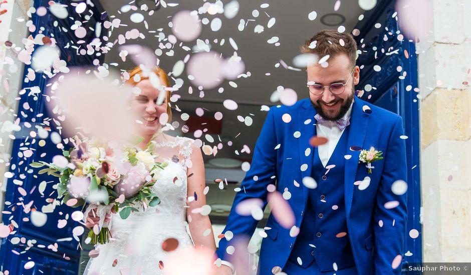 Le mariage de Rémi et Marianne à Angoulins sur Mer, Charente Maritime