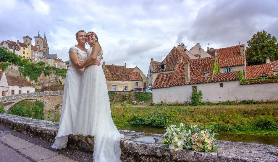 Le mariage de Emilie et Victoria à Semur-en-Auxois, Côte d'Or