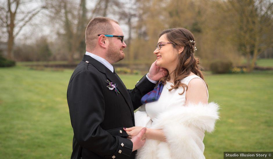 Le mariage de Clément et Aurélie à Croisy-sur-Eure, Eure