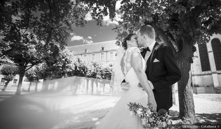 Le mariage de Julian et Cindy à Metz, Moselle
