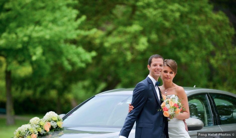 Le mariage de Baptiste et Elodie à Reims, Marne