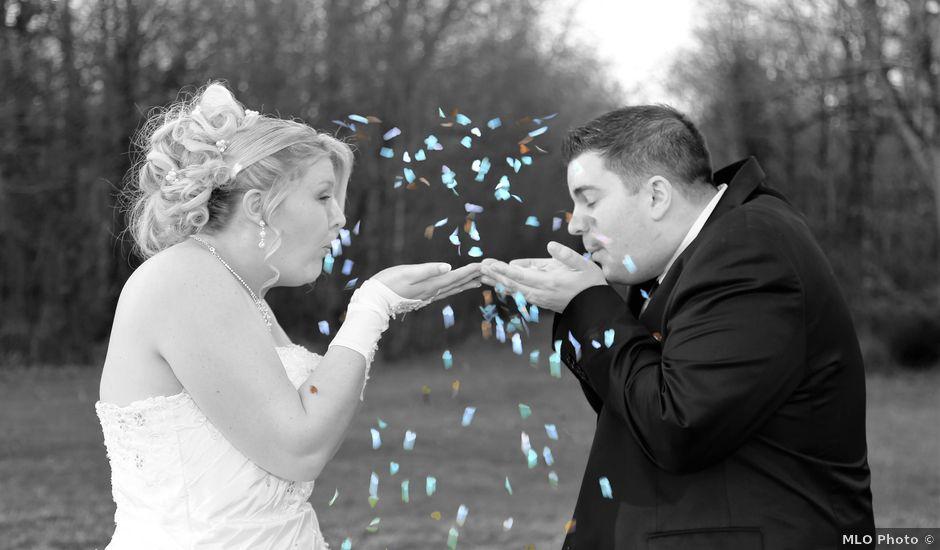 Le mariage de Tristan et Fanny à Ancenis, Loire Atlantique