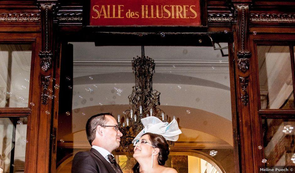 Le mariage de Adrien et Coralie à Toulouse, Haute-Garonne