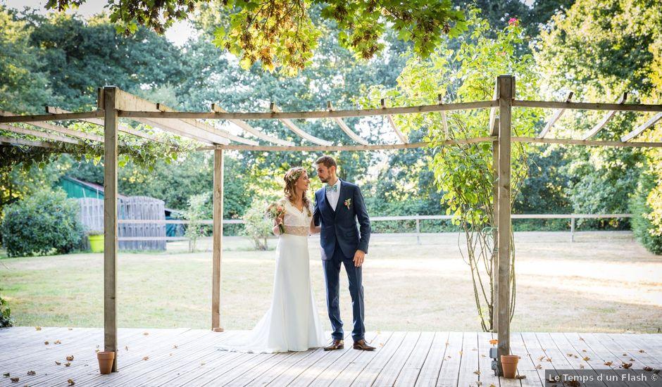 Le mariage de Fabien et Candice à Plénée-Jugon, Côtes d'Armor