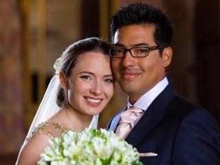 Le mariage de Eugénia et Daniel