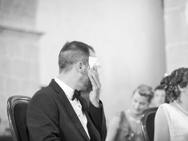 Le mariage de Nicolas et Céline à Connerré, Sarthe 2
