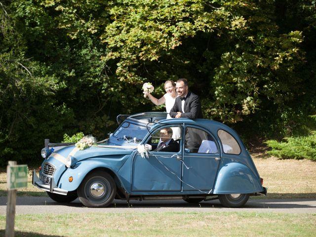 Le mariage de Nicolas et Céline à Connerré, Sarthe 4