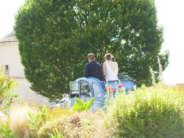 Le mariage de Nicolas et Céline à Connerré, Sarthe 5